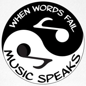Music Speaks - Casquette Flexfit