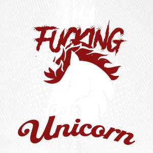Fucking unicorn! Unicorn! Trendy Cute! - Flexfit Baseball Cap