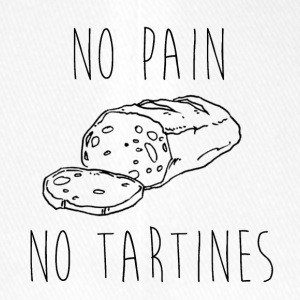 No Pain No Tartines - Flexfit Baseball Cap