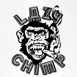 LAZY CHIMP - Flexfit Baseball Cap