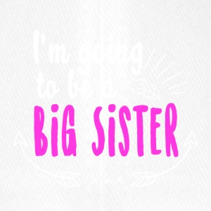BIG SISTER - Flexfit Baseball Cap