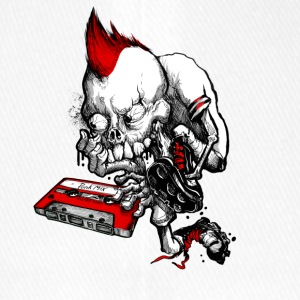 Punk Mix Tape - Flexfit Baseballkappe