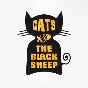 CATS - The Black Sheep - Flexfit Baseball Cap