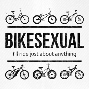 BIKE SEXUAL - Flexfit baseballcap