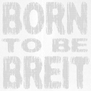 Born To Be Bred - Flexfit baseballcap