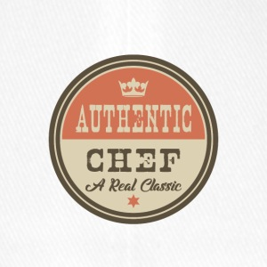 AUTHENTIC CHEF - BERUF - Flexfit Baseballkappe