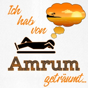 I dreamed of Amrum! - Flexfit Baseball Cap