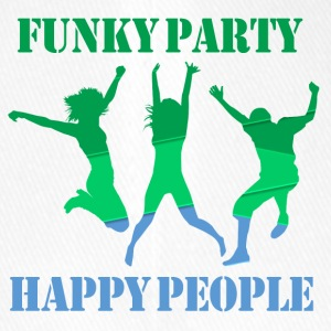 Funky Party Happy People - Casquette Flexfit