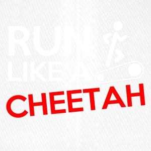 Run like a cheetah! - Flexfit Baseball Cap