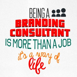 Being a branding consultant is more than a job - Flexfit Baseballkappe