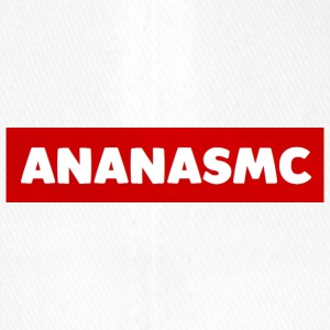 AnanasMC text - Flexfit Baseball Cap