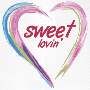 sweet loving - Flexfit Baseball Cap