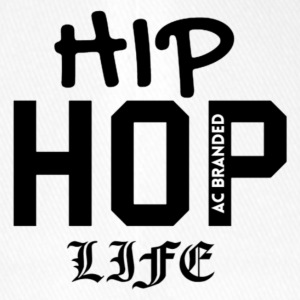 Hip Hop Life AC BRANDED - Flexfit Baseball Cap