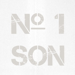 No.1 SON - Flexfit Baseballkappe