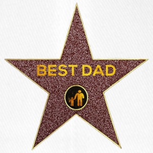 Best dad - Flexfit Baseballkappe