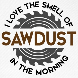 The Smell Of Sawdust In The - Flexfit Baseball Cap