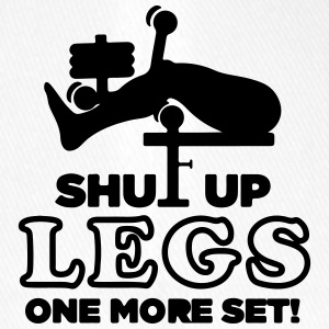 Give rest legs, only one set! - Flexfit Baseball Cap