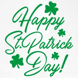 Irland / St. Patrick´s Day: Happy St. Patrick Day! - Flexfit Baseballkappe