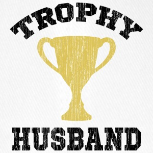 TROPHY HUSBAND - Flexfit Baseball Cap