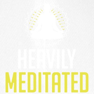 Heavily Meditated - Flexfit Baseballkappe