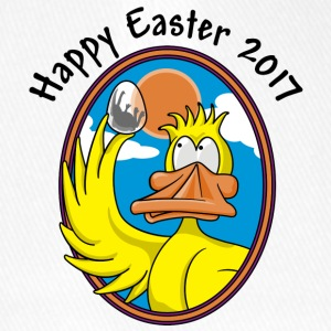 Happy Easter 2017 - Flexfit baseballcap