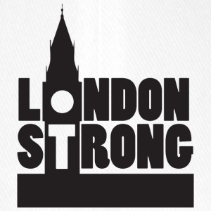 London Strong III - Flexfit Baseball Cap