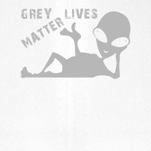 Grey Lives Matter - Flexfit Baseball Cap