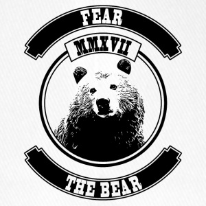 Fear the Bear - Casquette Flexfit