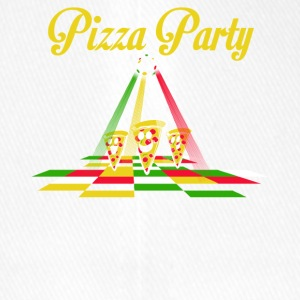 Pizza Party - Casquette Flexfit