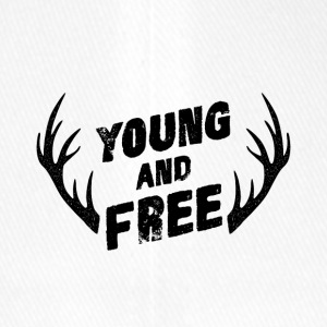 Young and Free - Flexfit basebollkeps