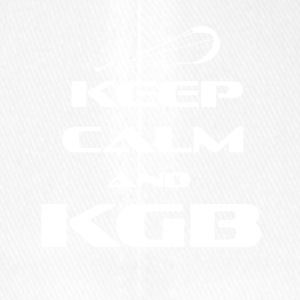 Kitesurfing - Keep Calm and KGB - Flexfit baseballcap