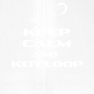 Kitesurfing - Keep Calm and kiteloop - Flexfit baseballcap