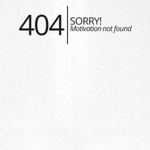 404 - No Motivation found! - Flexfit Baseball Cap