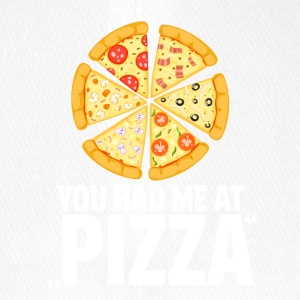 Pizza! You had me at pizza - Flexfit Baseballkappe