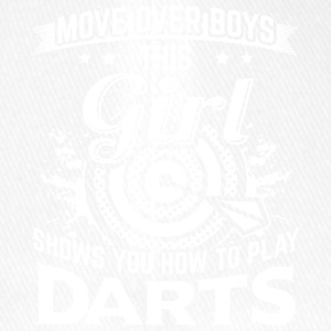 DART MOVEOVER HOW TO PLAY DARTS - Flexfit Baseball Cap