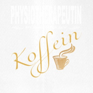 Physiotherapeutin powered by Koffein - Flexfit Baseballkappe