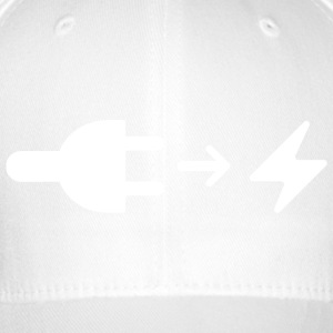NO MORE BATTERY - Flexfit Baseball Cap