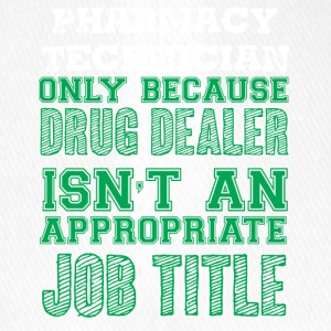 Pharmazie / Apotheker: Pharmacy Technician - Only - Flexfit Baseballkappe