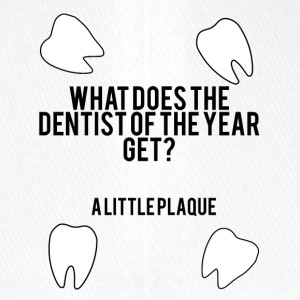Dentist: What Does The Dentist Get From The Year? - Flexfit Baseball Cap