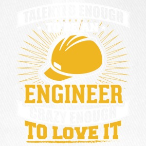 TALENTED engineer - Flexfit Baseball Cap