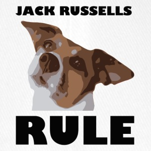Jack russels rule2 - Flexfit Baseball Cap