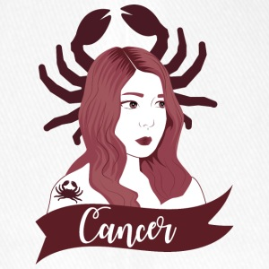 Cancer / Zodiac Cancer - Flexfit Baseball Cap