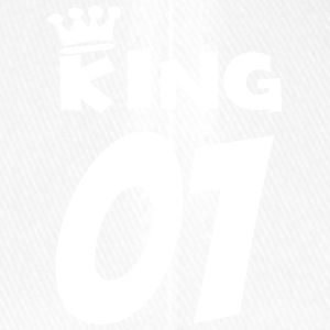 KING 01 - Flexfit Baseballkappe