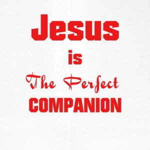 Jesus-Christ, the perfect companion - Flexfit Baseball Cap