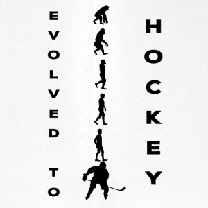 Eishockey: Evolved to Hockey - Evolution - Flexfit Baseballkappe