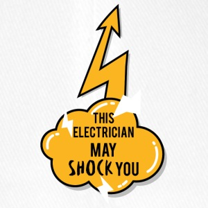 Electrician: This Electrician May Shock You - Flexfit Baseball Cap