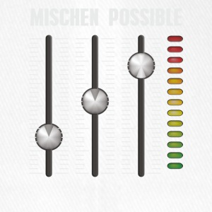 Mischen Possible - Flexfit Baseballkappe