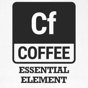 Chemist / Chemistry: Coffee - Essential Element - Flexfit Baseball Cap
