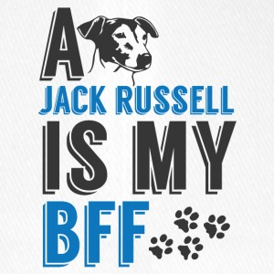 Dog / Jack Russell: A Jack Russell Is My BFF - Flexfit Baseball Cap
