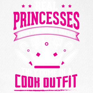 REAL PRINCESSES kock - Flexfit basebollkeps